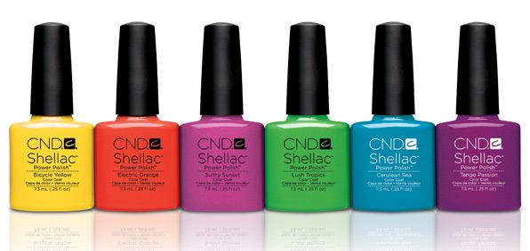 paradise collection  CND